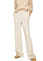 MANGO Belt-Line Trousers