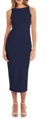 Michael Stars (Nordstrom) Reversible Cotton Midi