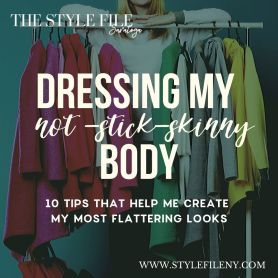 on dressing a